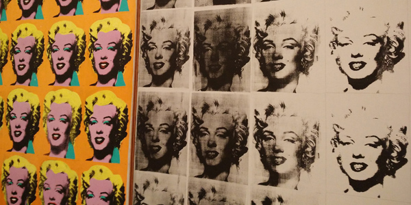 pop art muzische workshops scholen creatieve workshops villa basta andy warhol