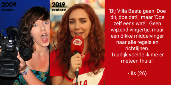 Ilse Van Mileghem Villa Basta